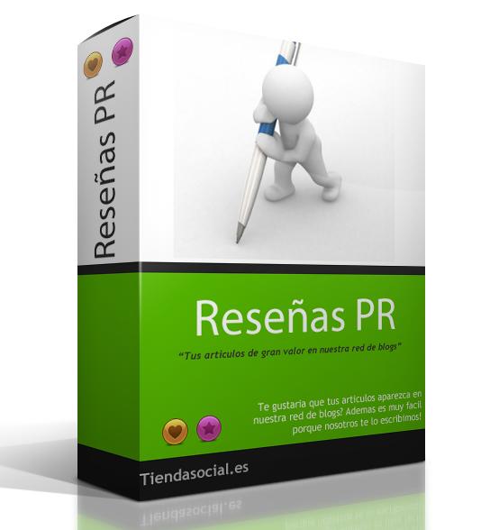 Reseñas en blogs de PR medio