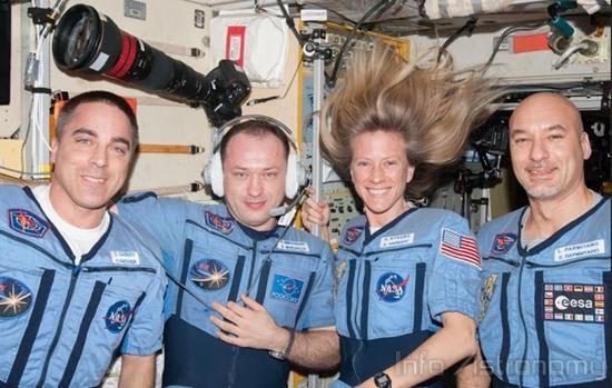 3 Astronot ISS Akan Pulang ke Bumi Pekan Depan