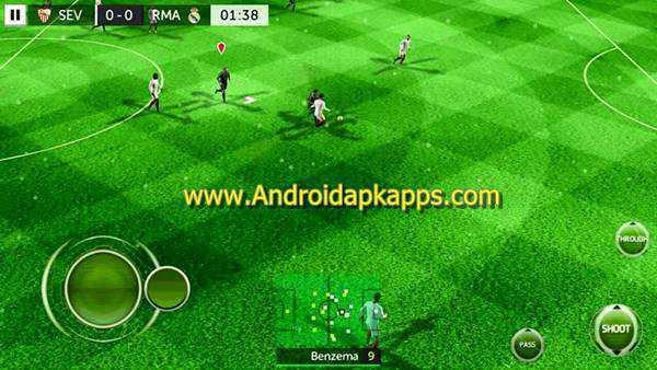 FTS 15 Mod FIFA 16 Apk By Asyadad Mubarok