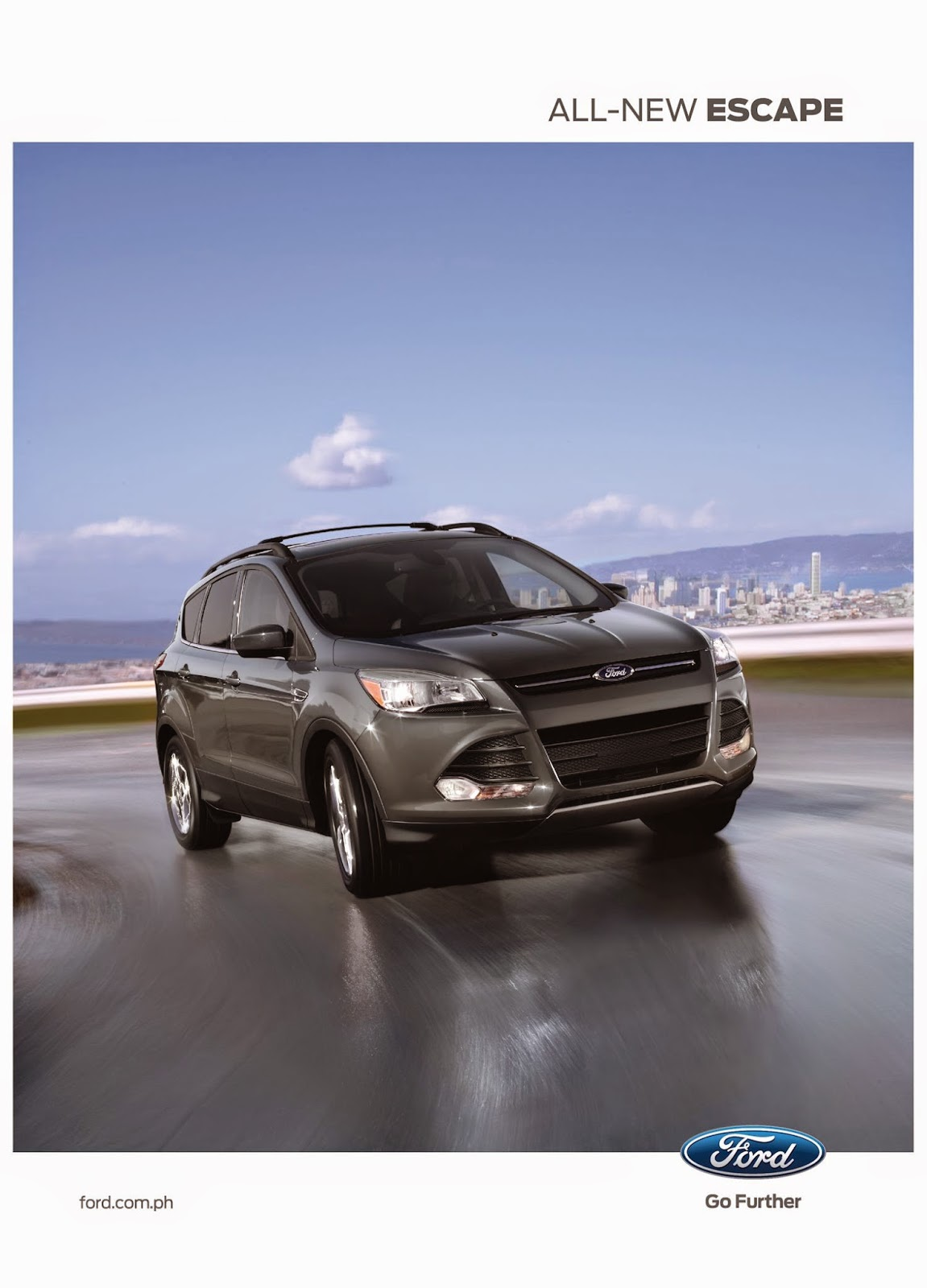 new car releases 2015 philippinesFord Philippines Enters Premium Crossover Segment with AllNew