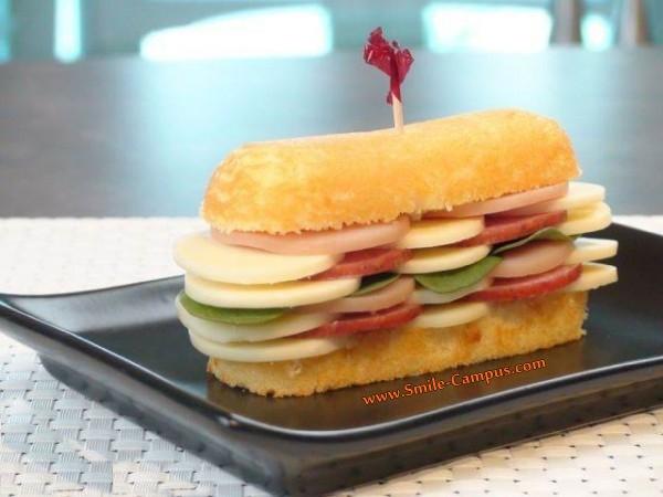 Funny Sandwich