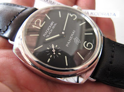 SOLD PANERAI RADIOMIR BLACKSEAL - PAM380