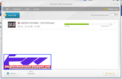 download video dengan software