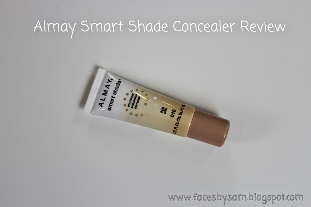 Almay Smart Shade Concealer Review