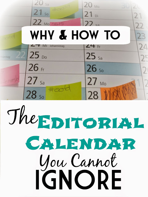 Post on why and how to set up a big wall editorial calendar for blogging, for all those who couldn't get notebooks to stick || Why and How to: The Editorial Calendar You Cannot Ignore | Funky Jungle, fashion & personal style blog