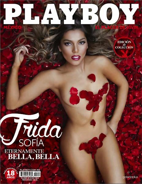 FOTOS: Frida Sofía Revista Playboy México Febrero 2015