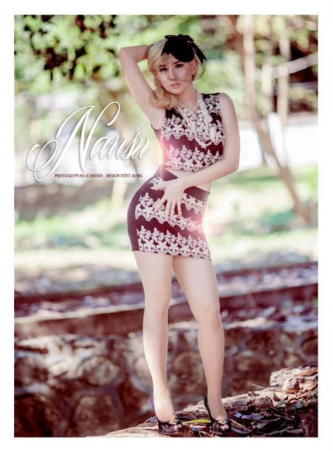 Nan Su Yati Soe - Myanmar Model Girls