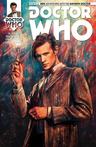My Week in Comics: Doctor Who: The Eleventh Doctor #1