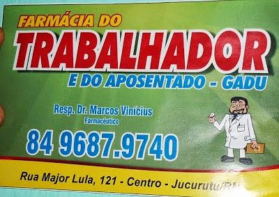 Farmacia do Trabalhado