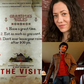 M. Night Shyamalan THE VISIT