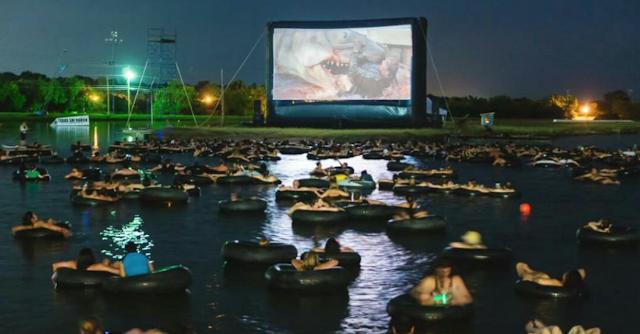 La mejor forma de ver la película Tiburón