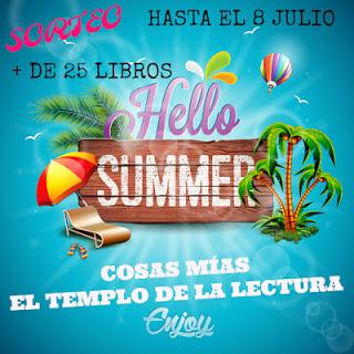 Sorteo 8 Julio