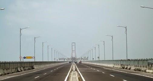 cara menuju jembatan suramadu surabaya