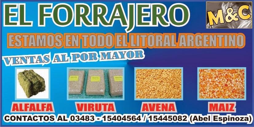 EL FORRAJERO -  01/07/14