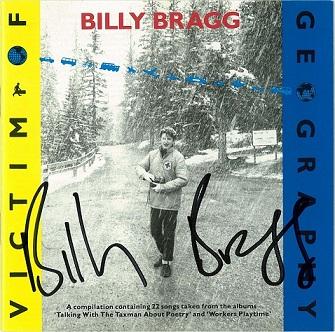 Billy Bragg - Days Like These 3 Track Festive 45