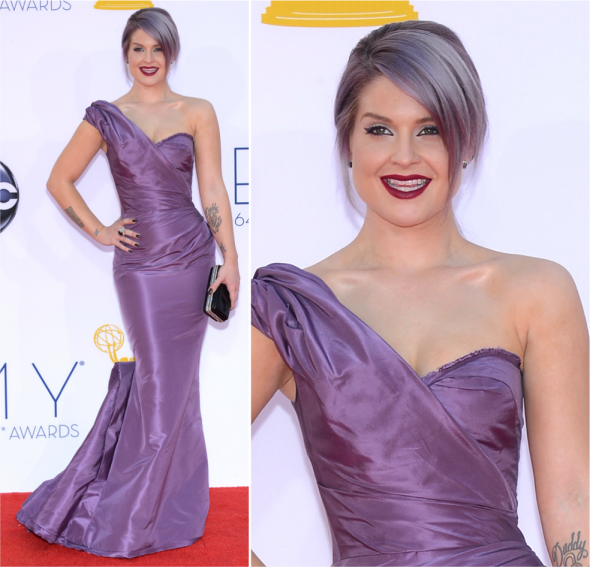 Kelly Osbourne, emmy awards 2012