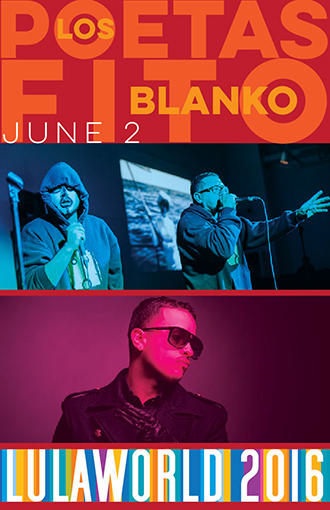 Fito Blanko, Los Poetas @ Lula Lounge, Thursday