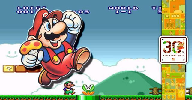 GAMES: 30 anos de Super Mario: O Mario perdido RwUMZEh
