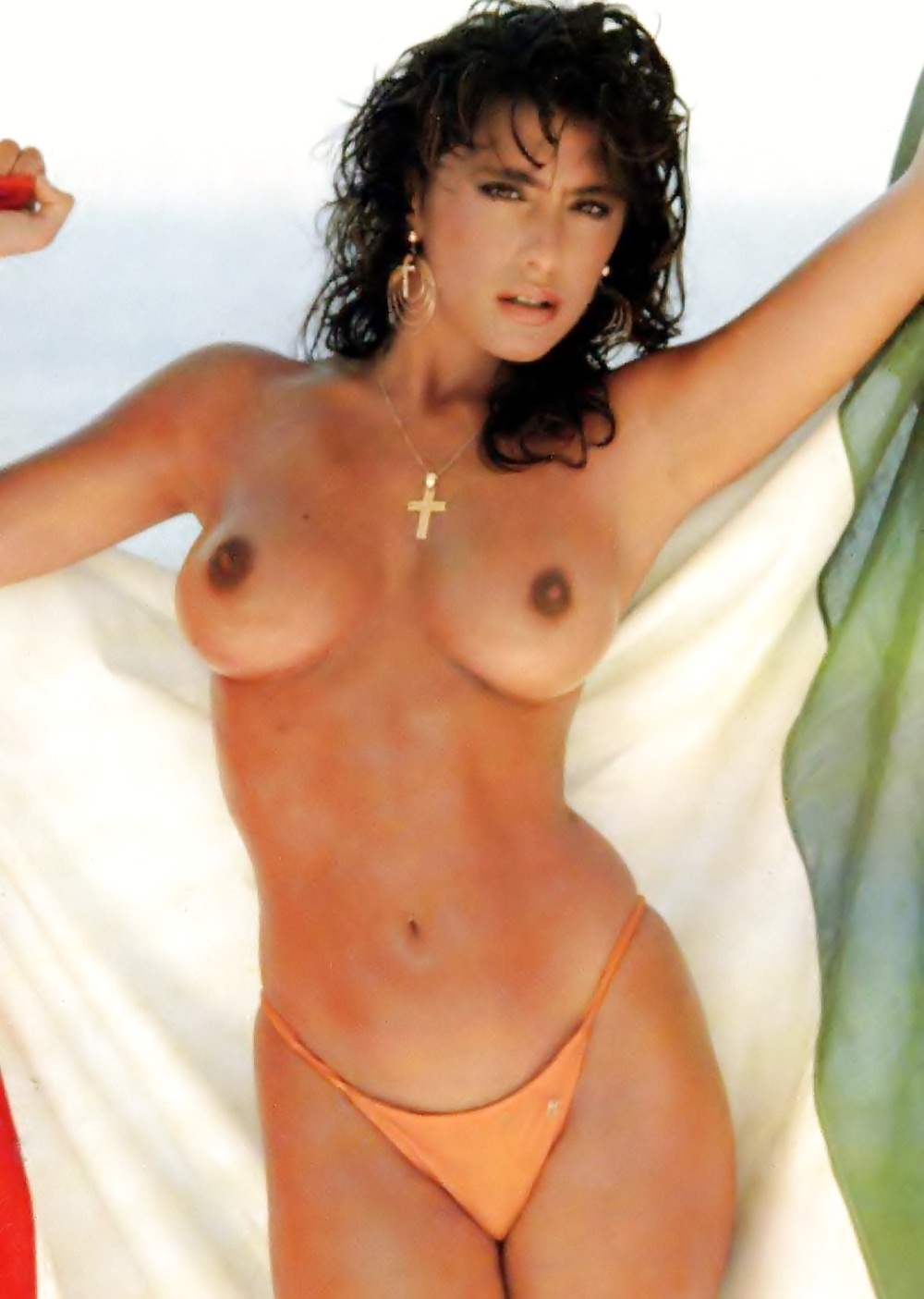Сабрина салерно абсолютно голая фото