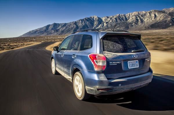 Reworked Subaru Forester is best version yet