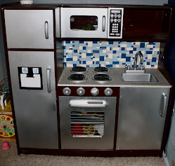 DIY- BOYS Play Kitchen