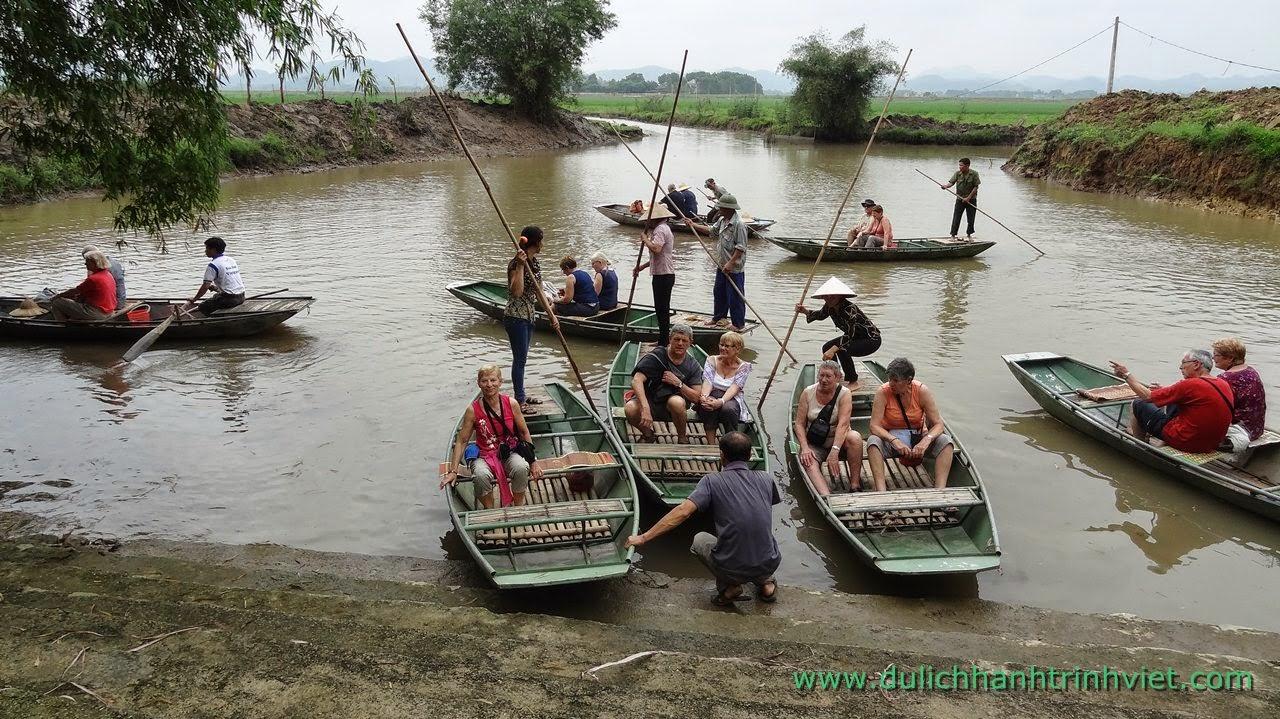 Du lịch Ninh Bình mùa lễ hội 2014