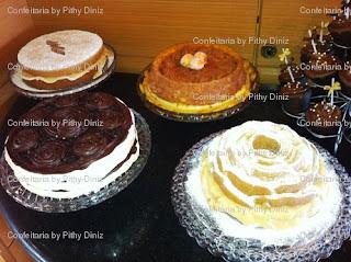 tortas+joana A Rainha dos chocolates em Salvador fez aniversário e quem fez os Bolos para o seu chá da tarde ?