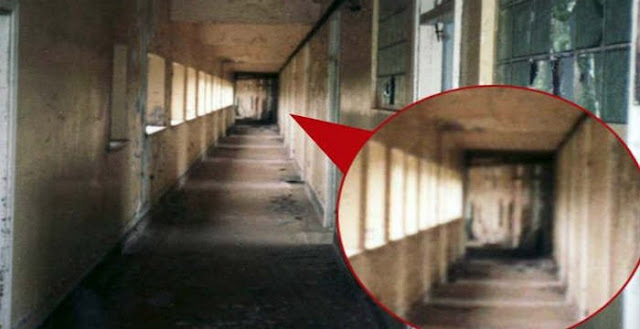 Φωτογραφία μυστήριο σε εγκαταλελειμμένο νοσοκομείο στη Βρετανία