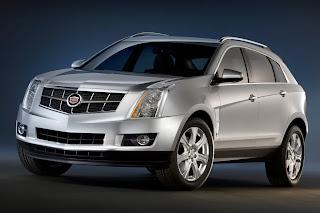 Cadillac on El Cadillac Srx Tiene Un Bello Dise  O Que Combina Confort Y Lujo En