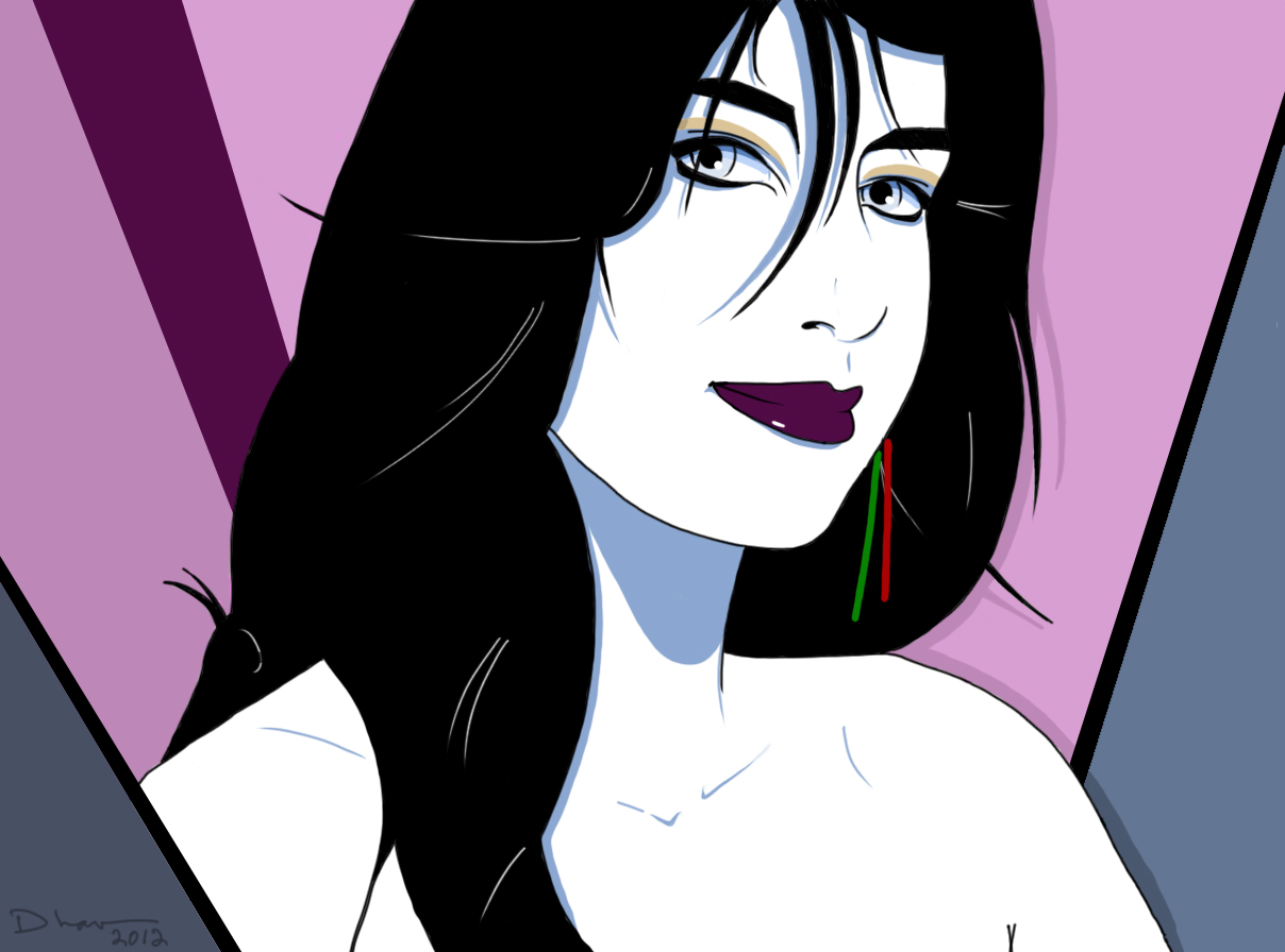 Patrick Nagel The Artist That Defined The 1980s