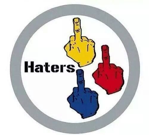 Steelers making Fuck you.- #Steelers #Fuckyou