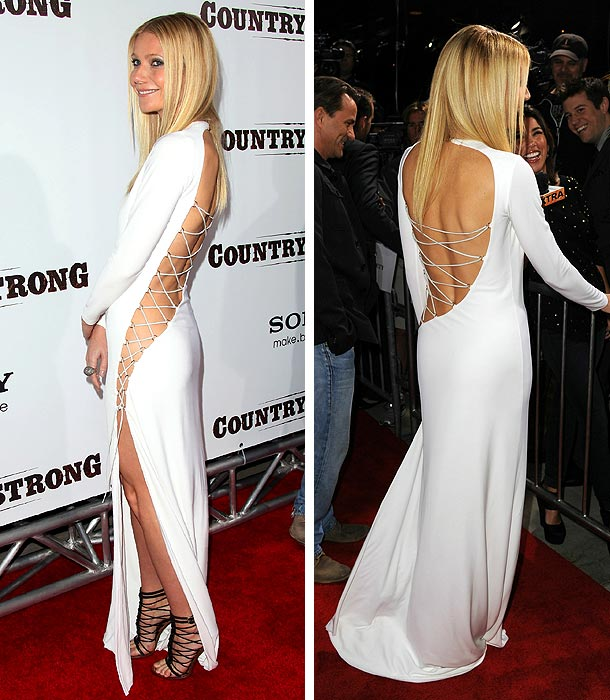 Celebrity dresses worn on the red carpet ebay