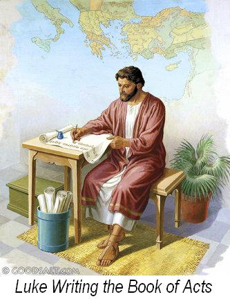 essay authorship luke Through his authorship of both books luke's contribution to the new testament equals out to 27 percent of it1 both  the gospel of luke essay.