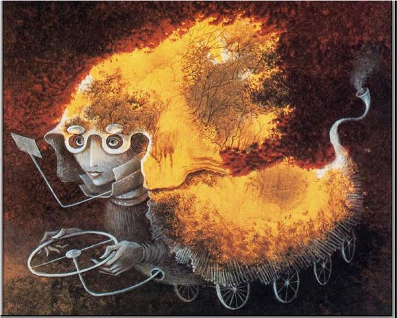 surrealism and visionary art  remedios varo