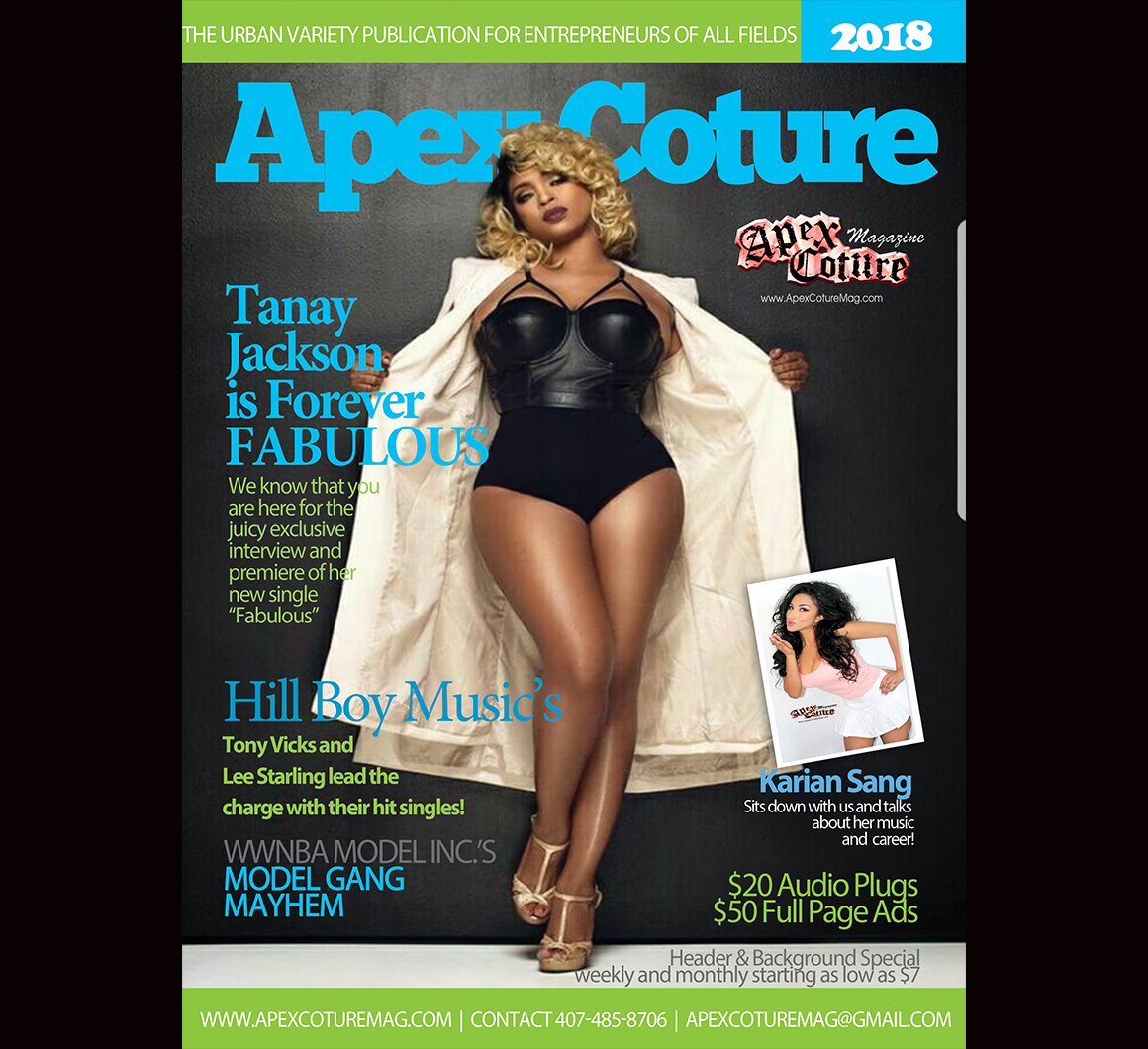 Apex Coture Magazine