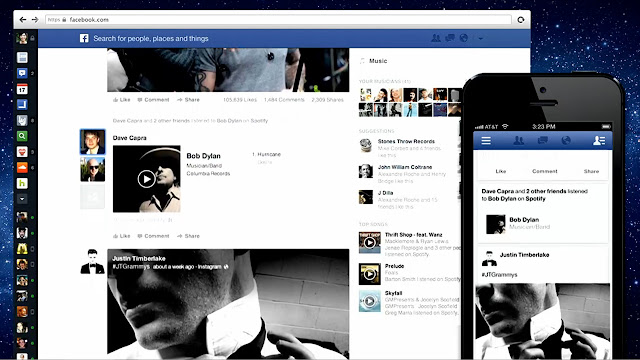 New News Feed in Facebook- Mark Zukerberg