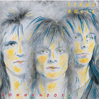 Stage Dolls Commandos 1986 aor melodic rock music blogspot full albums bands