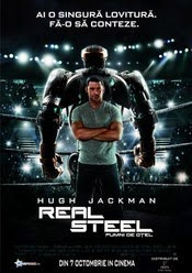 Real Steel (2011) online HD subtitrat Romana