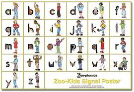 It is a picture of Comprehensive Zoo Phonics Printable