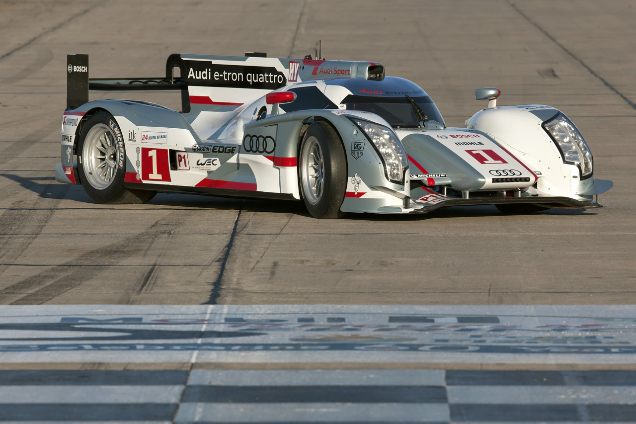 History of Audi at the 12 Hours of Sebring Photos