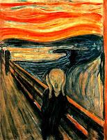 """Cuadro """"El Grito"""", de Munch"""