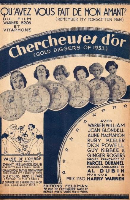 Musique De Film 1928/1945: Gold Diggers Of 1933