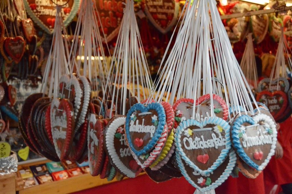 Oktoberfest Munchen 2014 heart