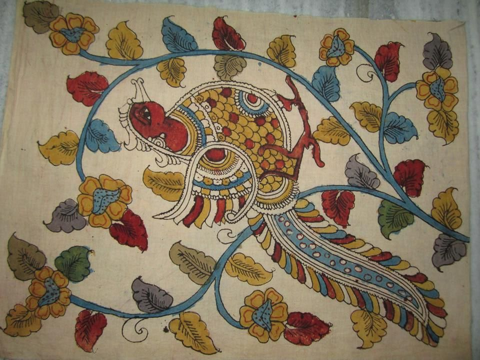 Kalamkari jayanth kalamkari designs pen kalamkari patch set for Kitchen design 10 5 full patch