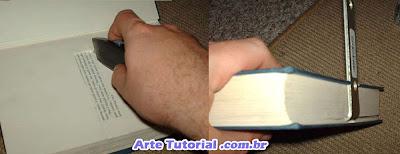Estante para livros fácil de fazer