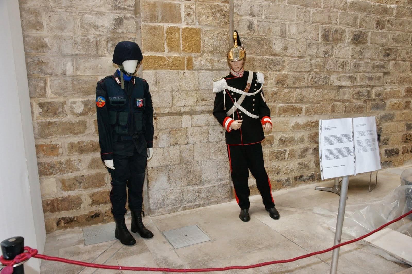 Mostra dei carabinieri a Bari