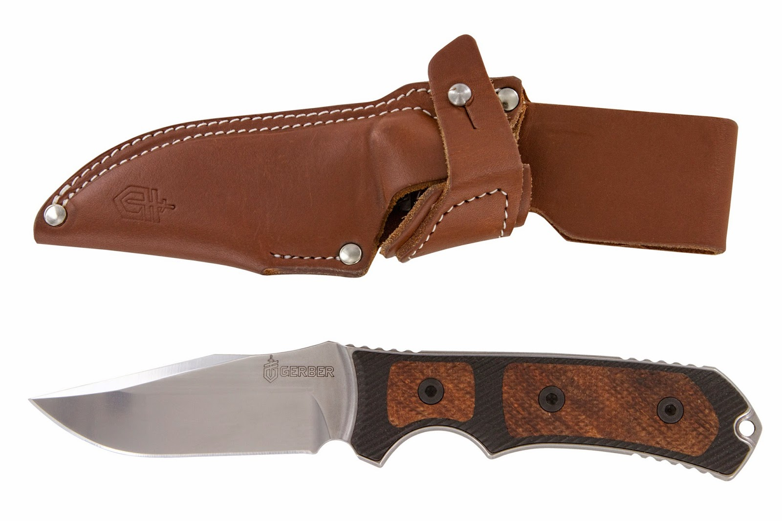 Rocky mountain bushcraft shot show 2014 first impression review - Shot Show 2014 Gerber Releases Made In Usa Limited Edition Legend Cpm S35vn Hunting Knife To Celebrate 75th Anniversary