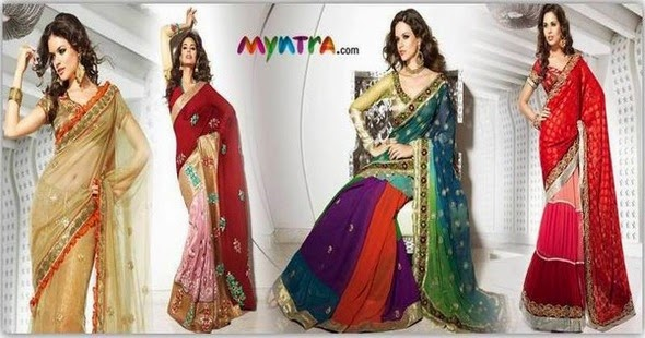 ... Buy Designer Sarees for Women at Best Discount Price from Myntra.com