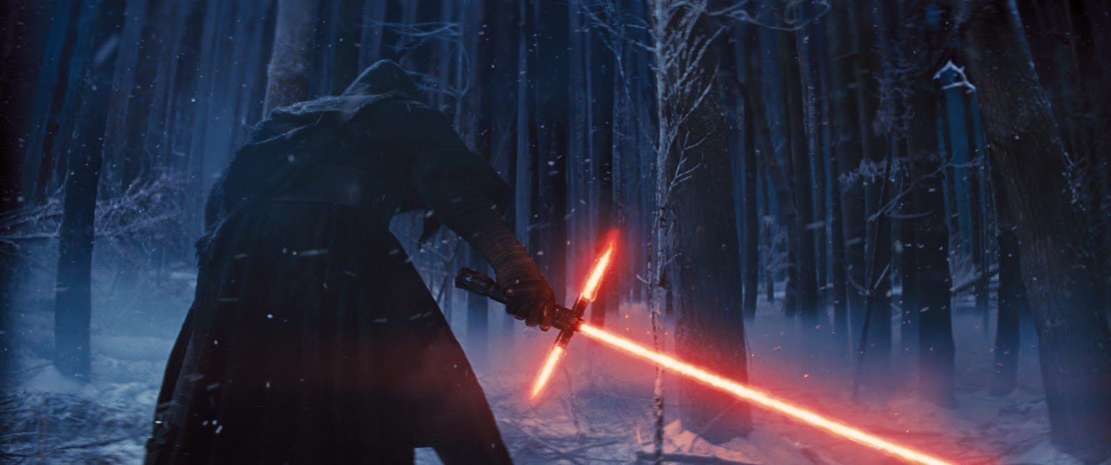 Star Wars VII The Force Awakens episode lightsaber 2015