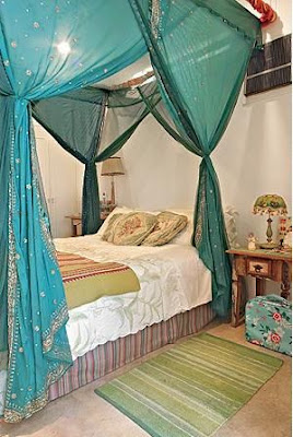 Canopy bed ideas designs morrocan decor bohemian gypsy chic bedroom